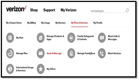 Correct Answer: How do I view texts online? - Verizon Community
