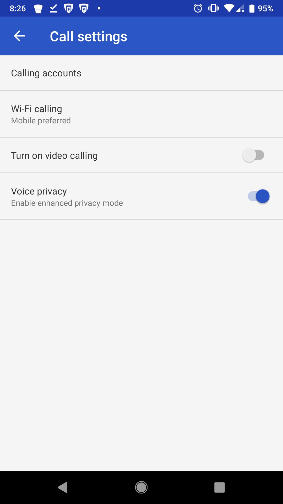 How do I force wifi preferred for wifi calling? - Verizon