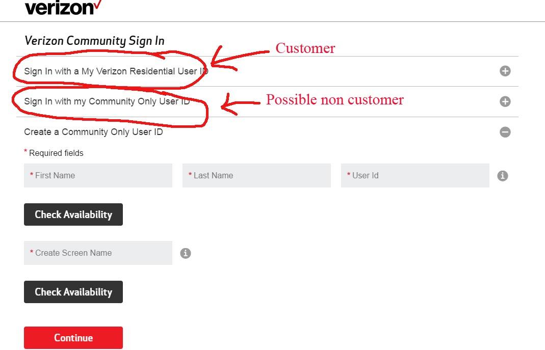 Correct Answer: CMR Claims Dept Bill - Comunidad de Verizon