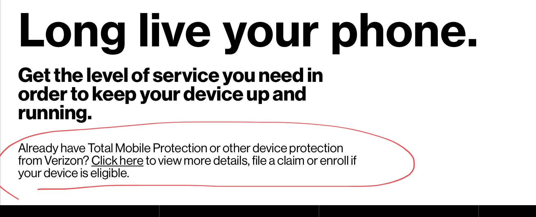 Why Do Verizon Sales Reps Claim That Asurion Cover Verizon