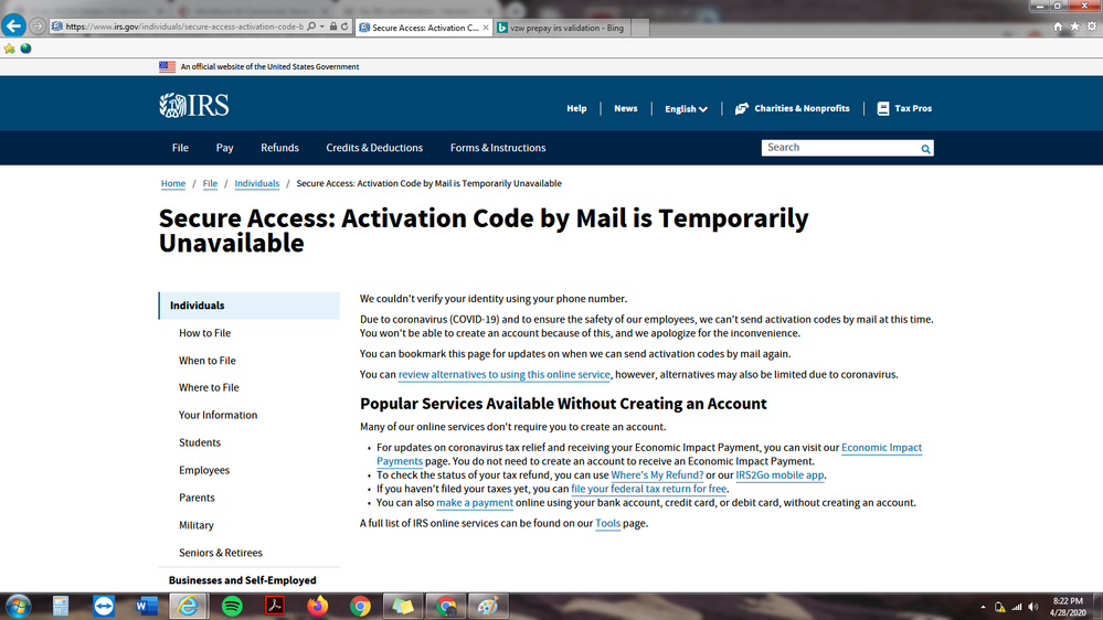 irs confirmation mail error.png